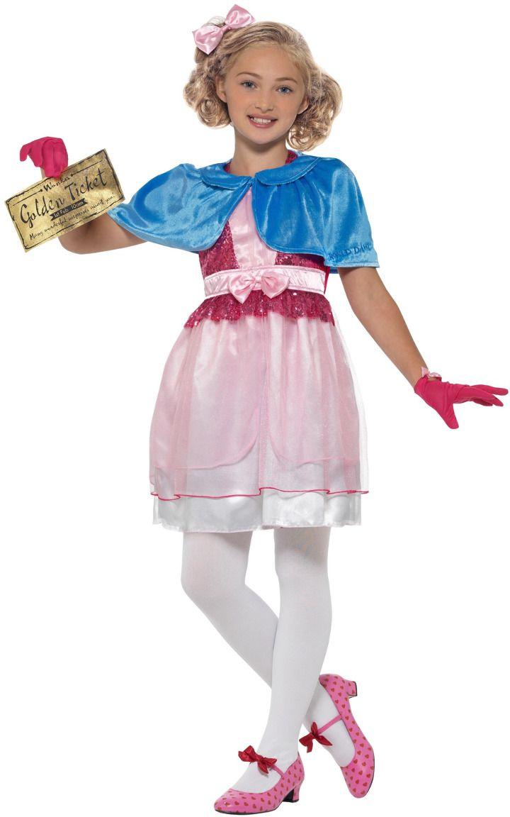 Sjakie Veruca Peper kostuum meisjes
