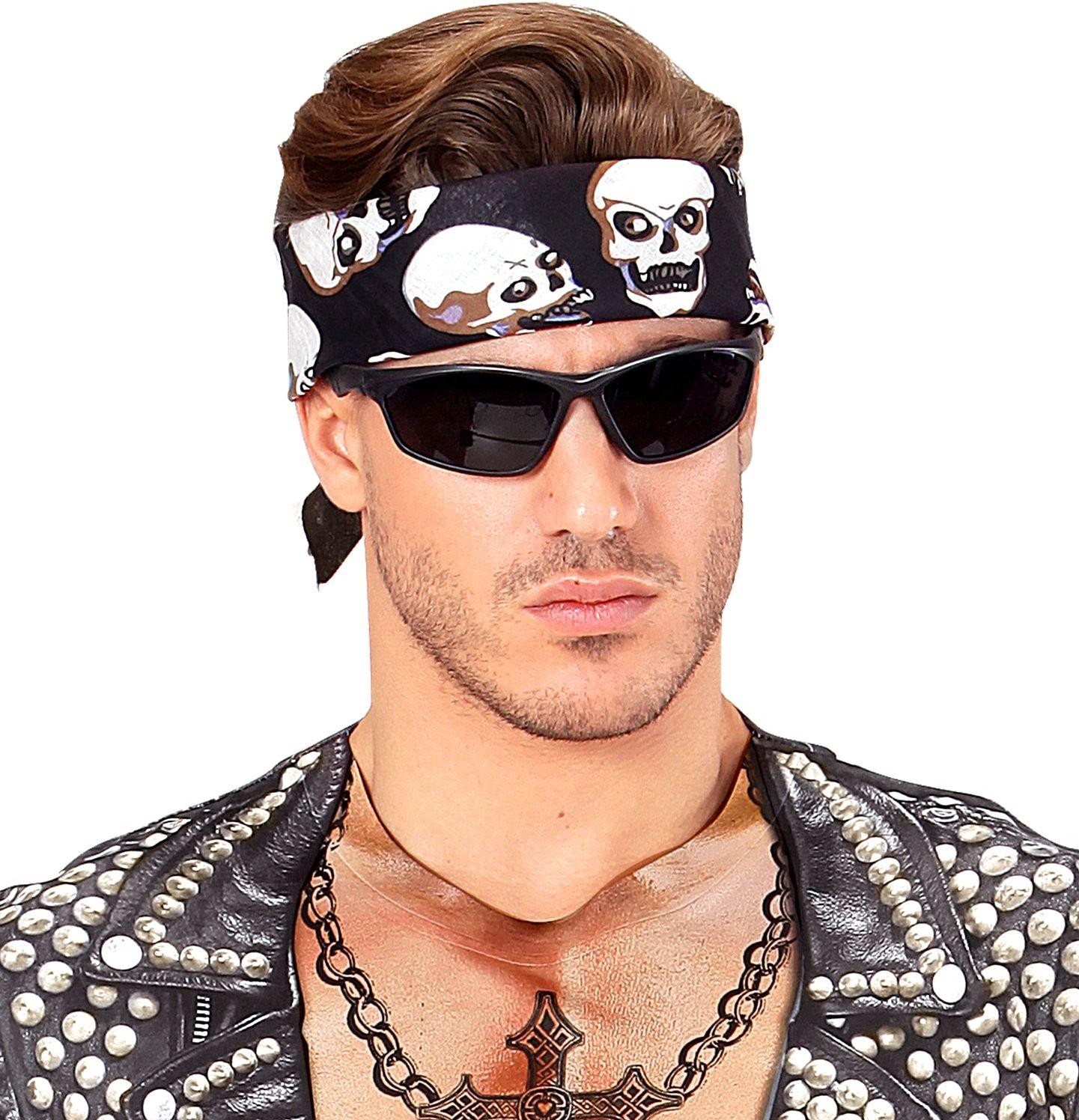 Skelet bandana Piraat
