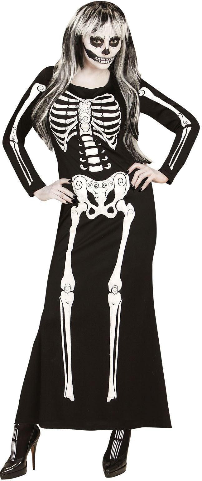 Skelet jurk