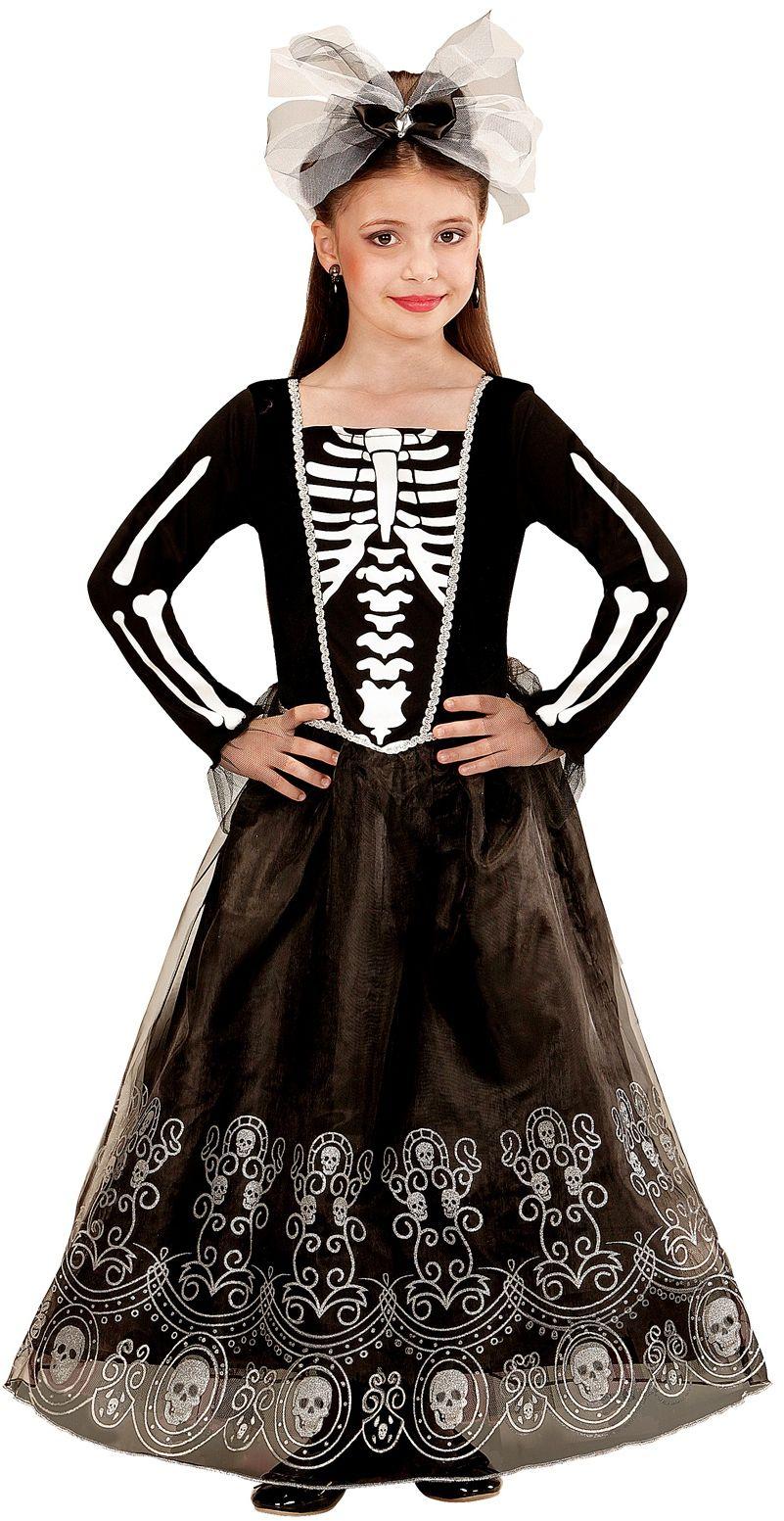 Skelet jurk meisjes