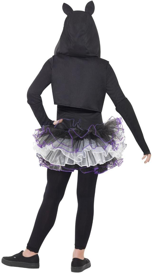 Skelet kat outfit meisjes