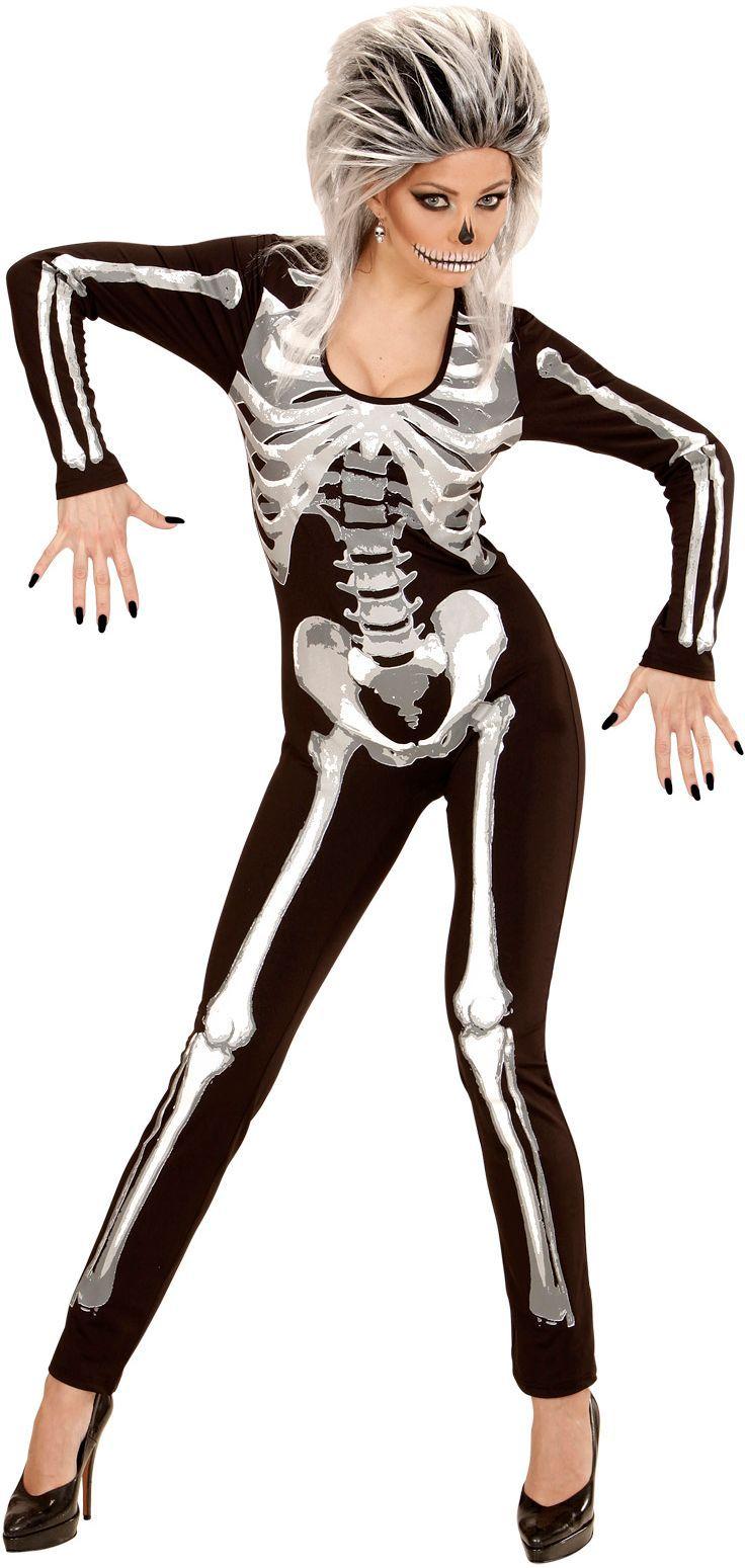 Skelet overal dames