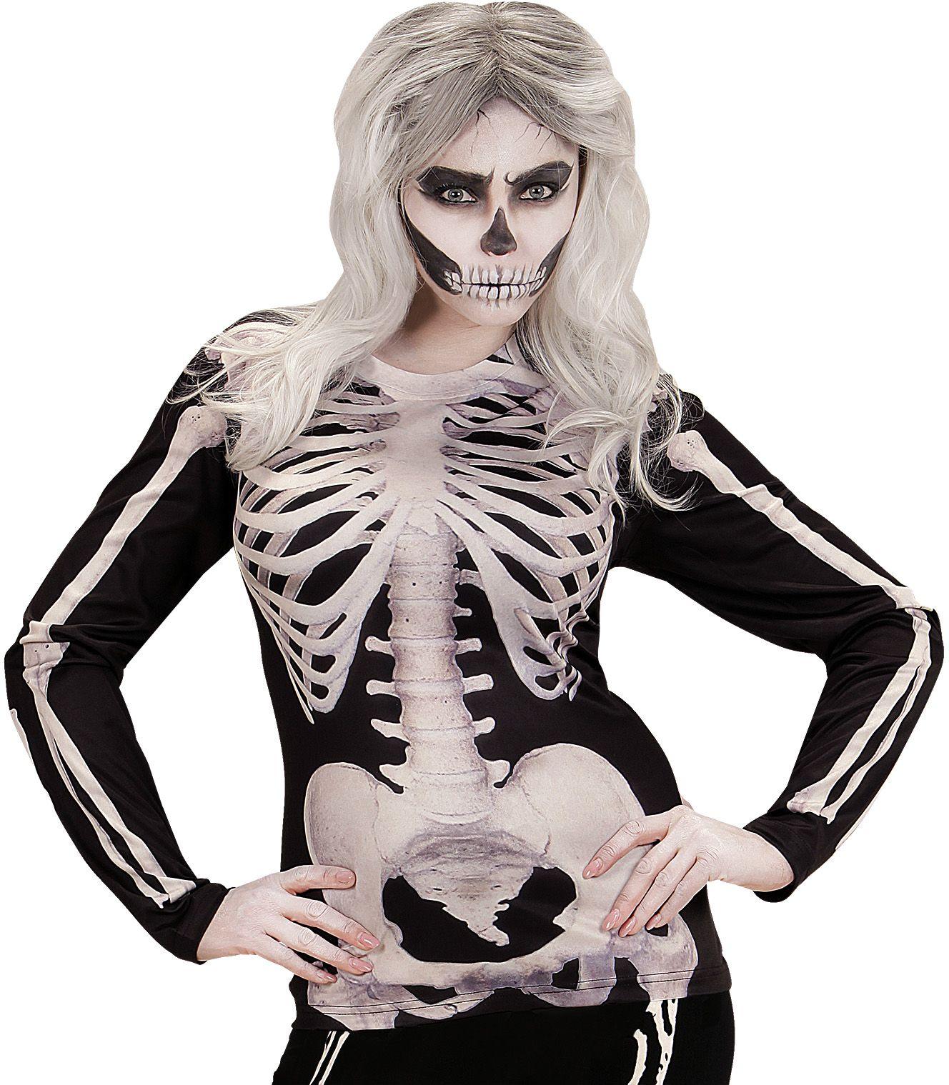 Skelet t-shirt