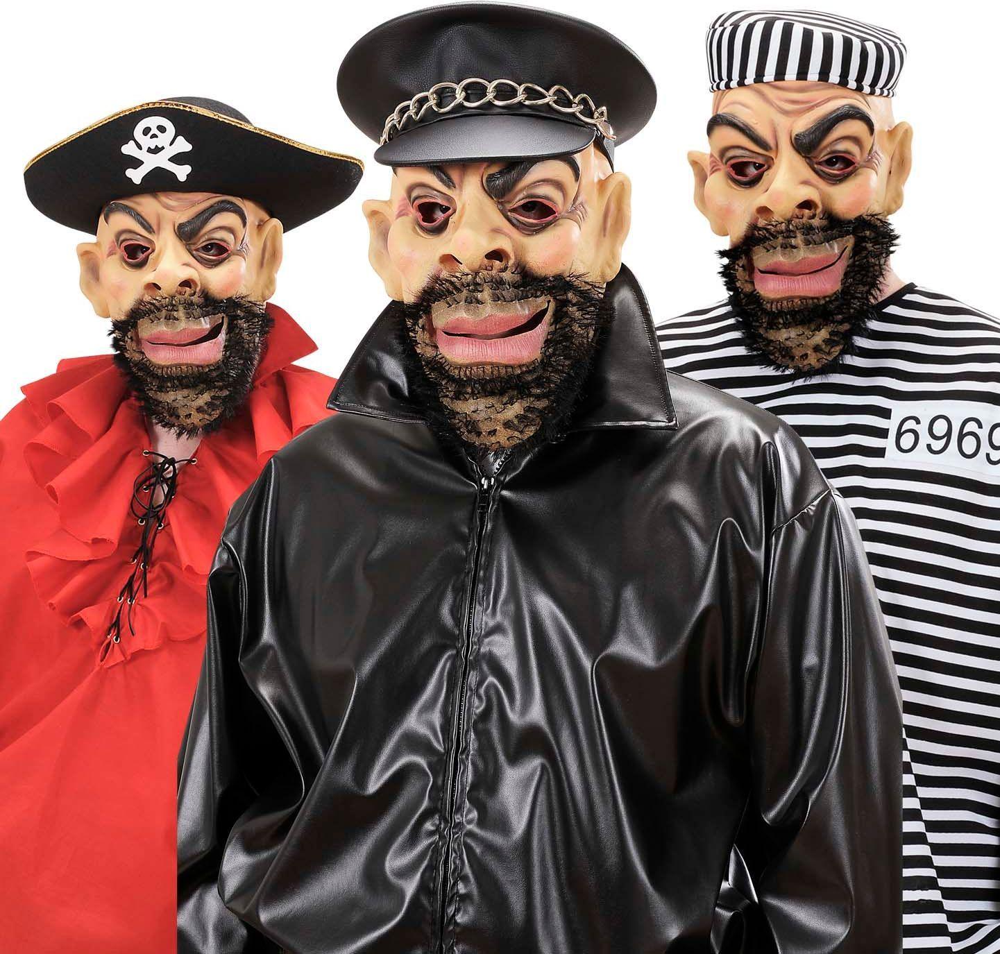 Slechteriken masker