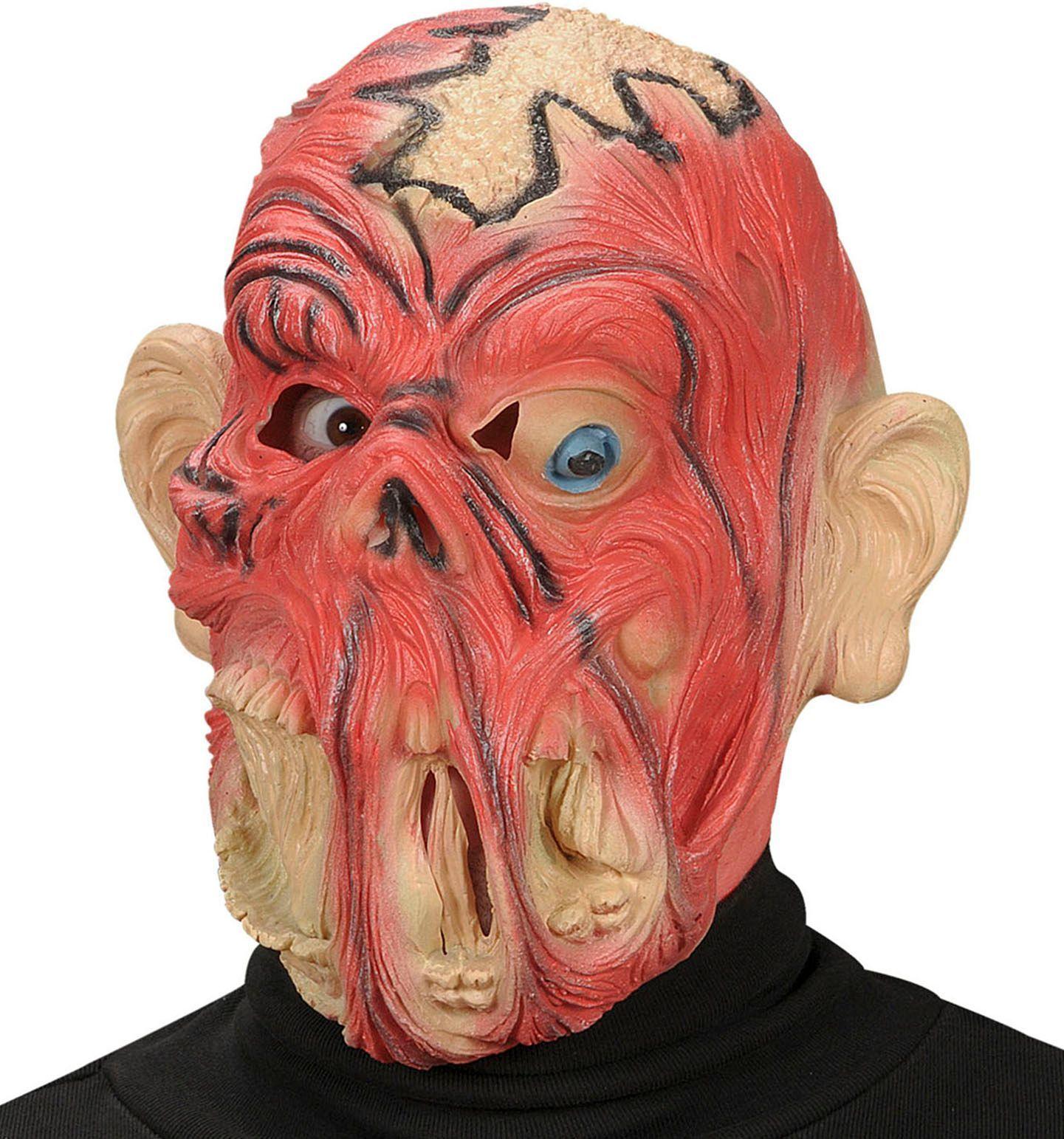 Smeltend gezicht masker