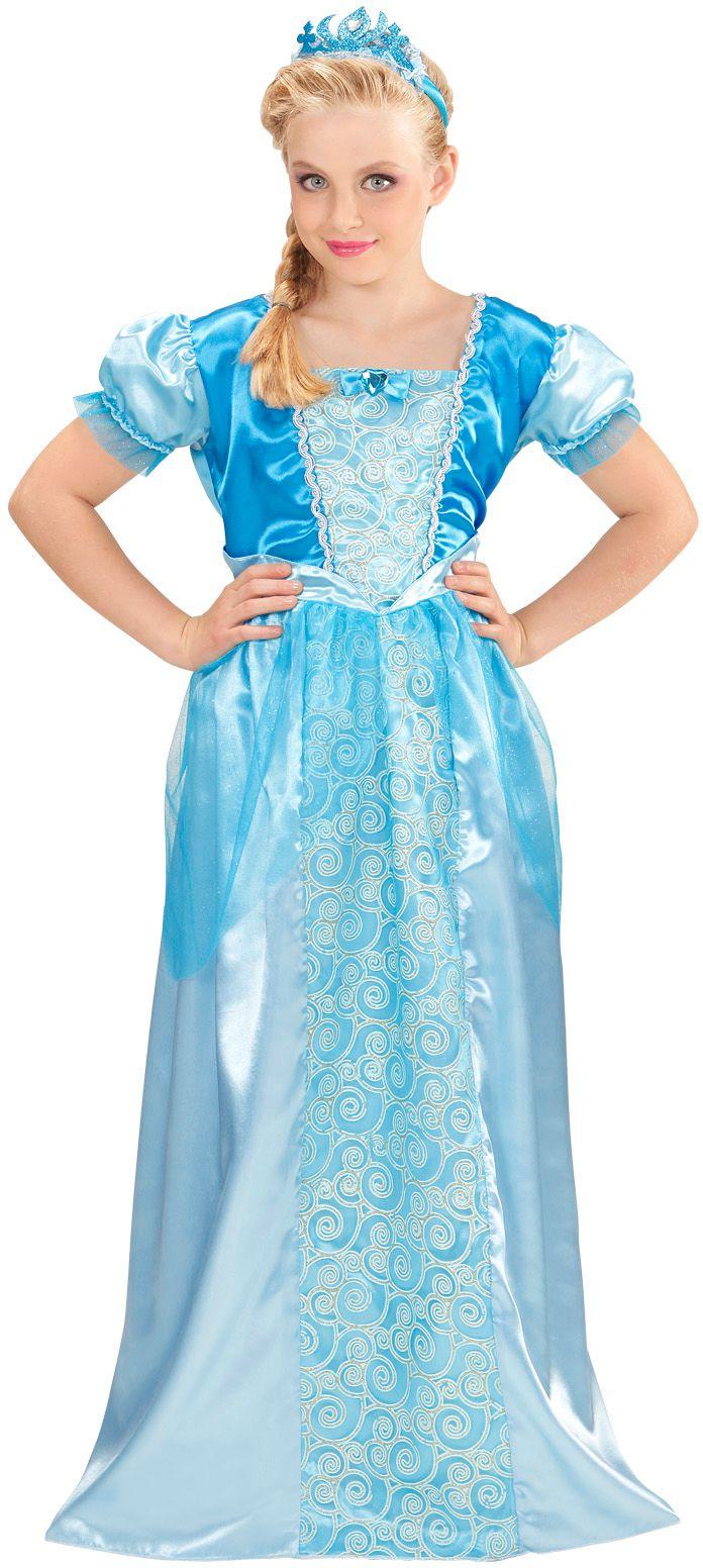 sneeuw prinsessen jurk