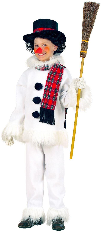 Sneeuwman Kind