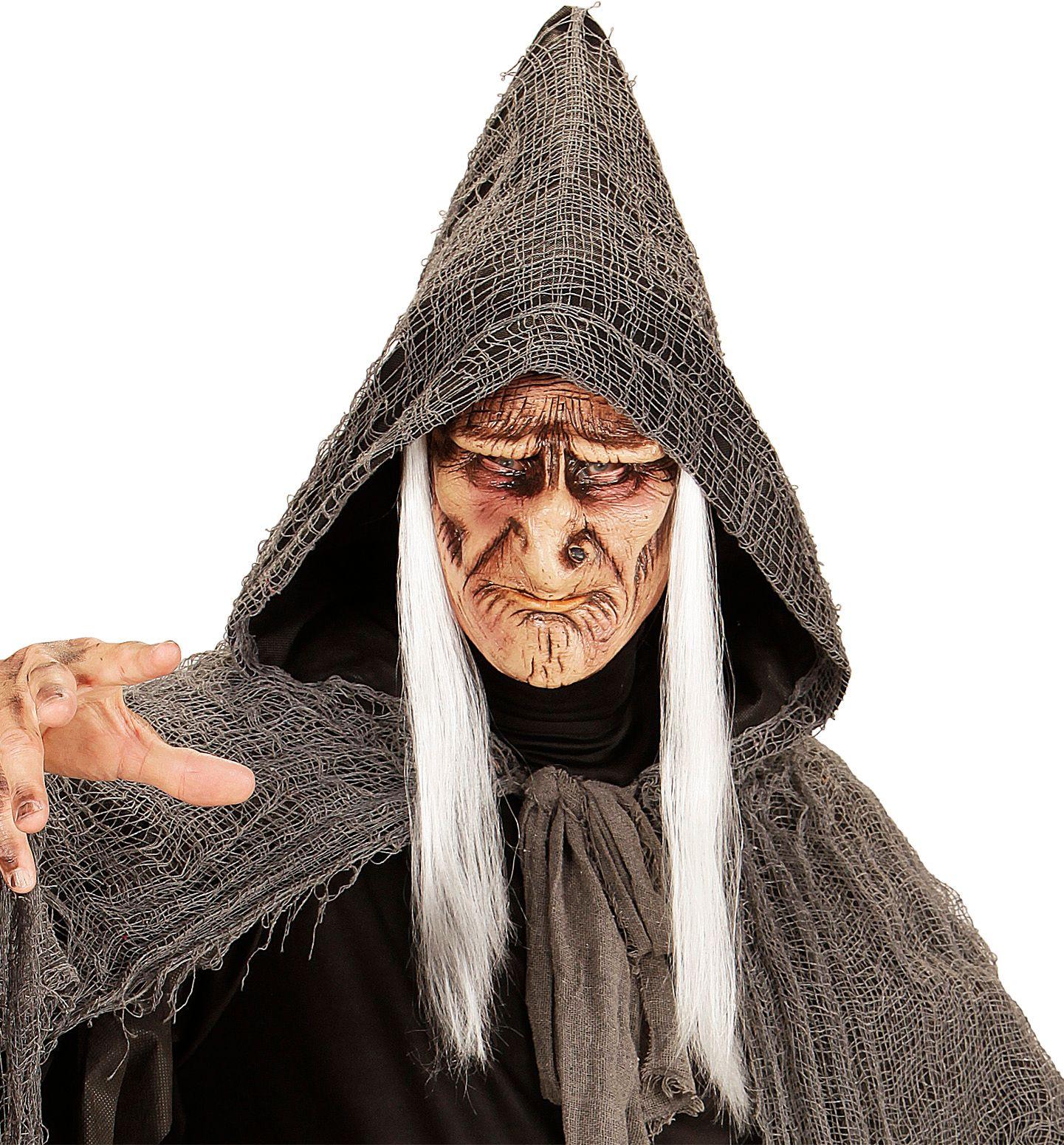 Sneeuwwitje boze heks masker