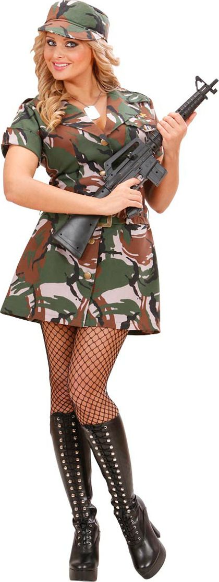 Soldate kostuum
