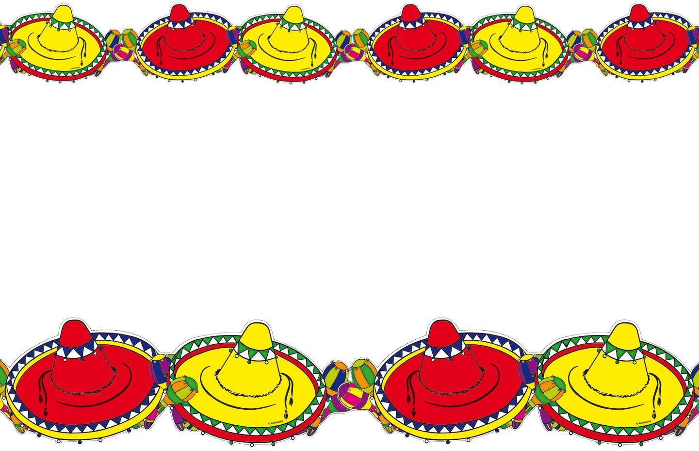 Sombrero guirlande