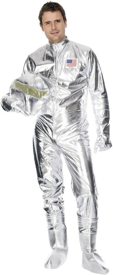 Spaceman heren kostuum