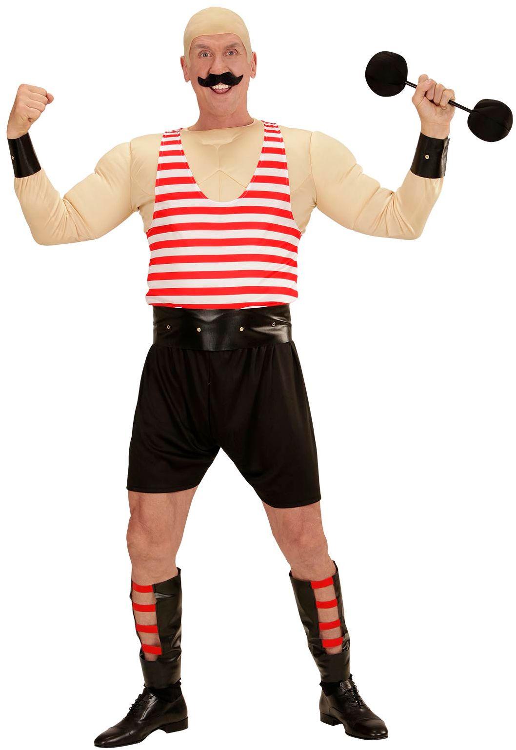 Spieren kostuum