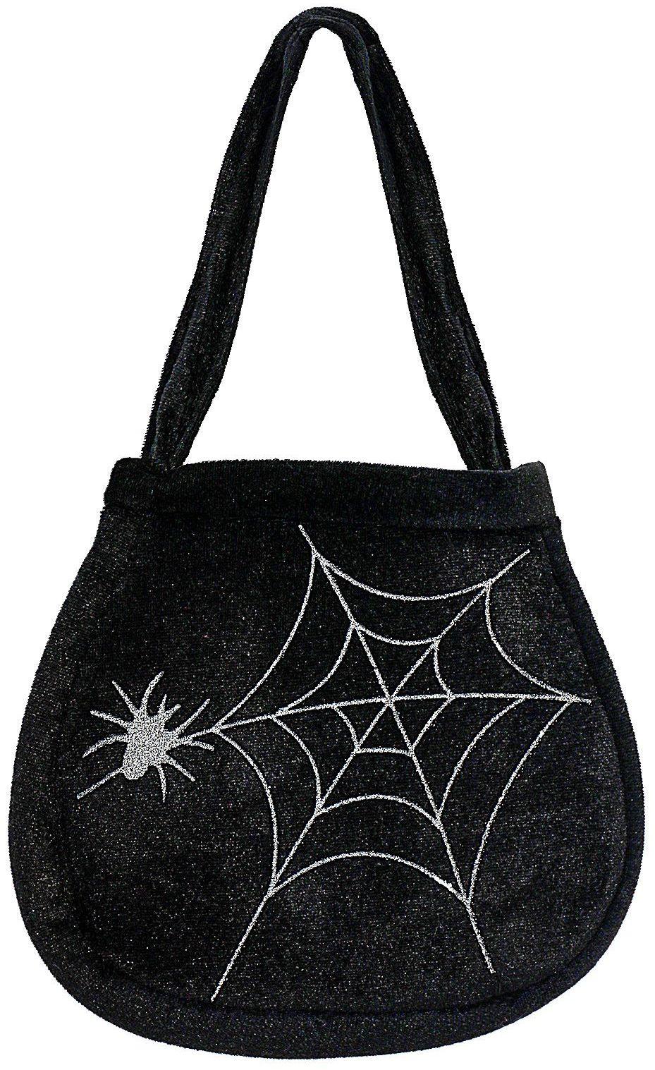 Spinnenweb handtas