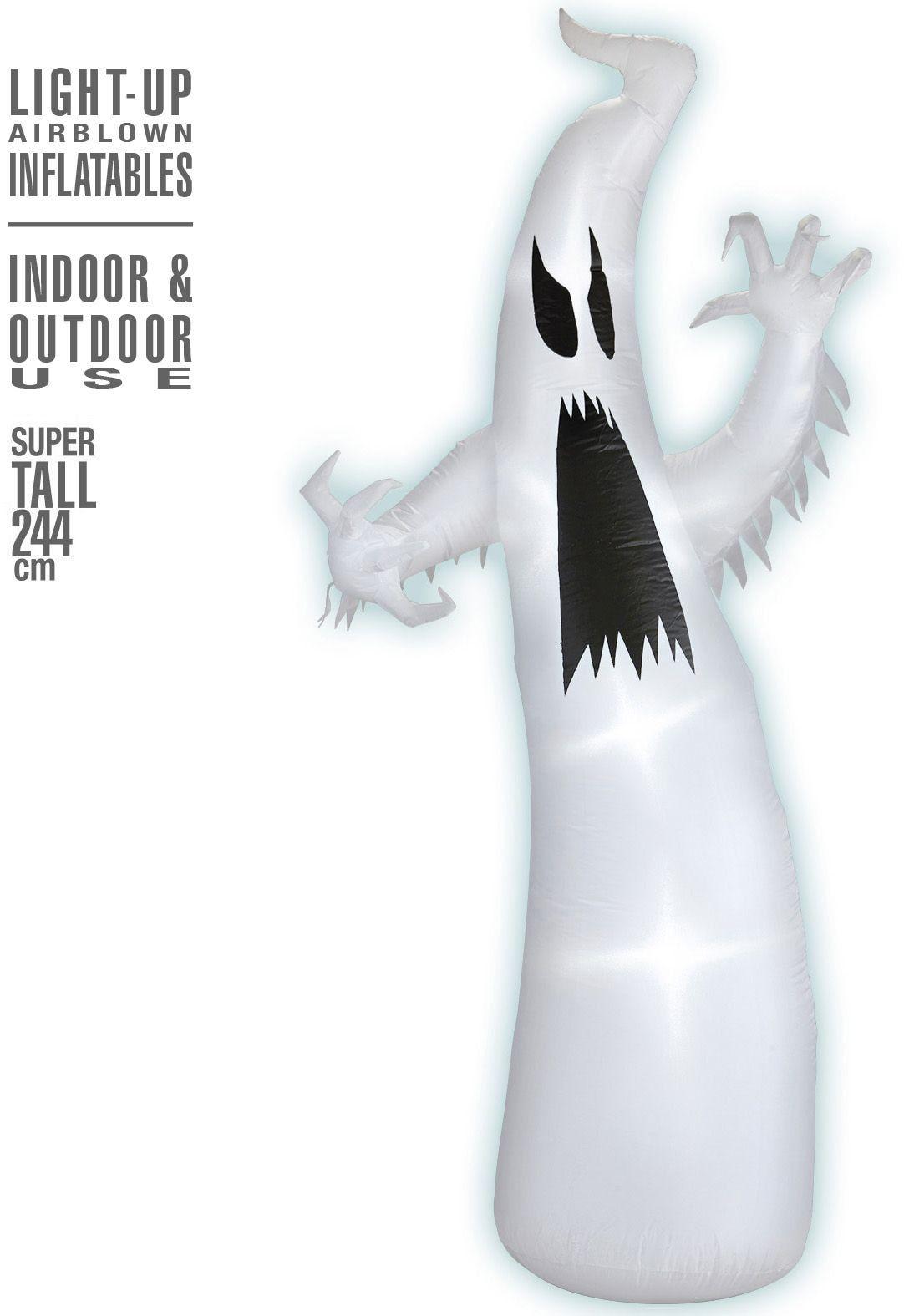 Spook decoratie opblaasbaar