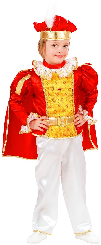 Sprookjes prins kostuum jongens