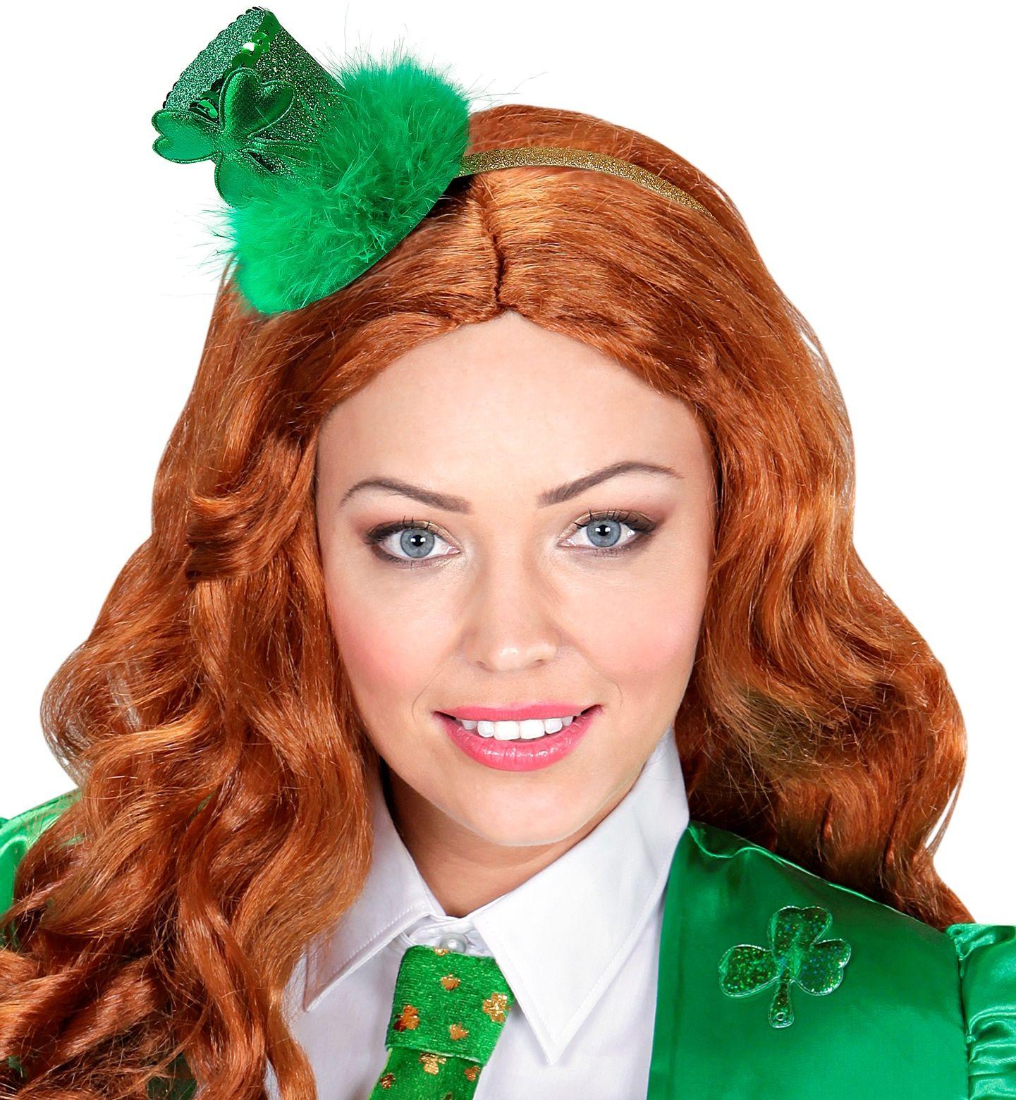 St. Patricks Day haarband