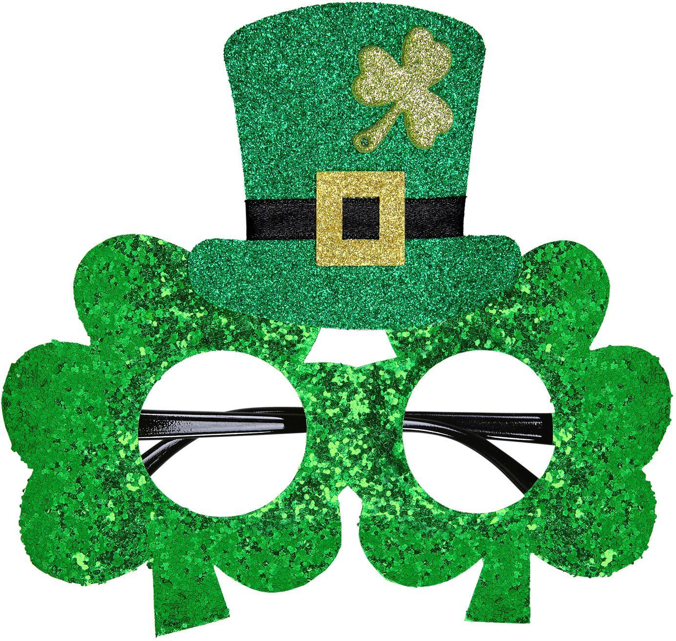 St. Patricksday bril