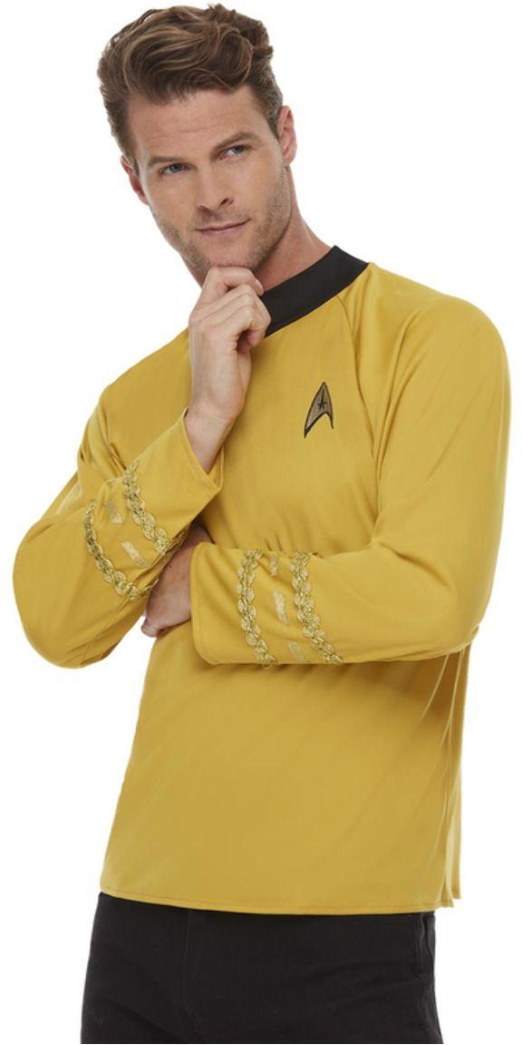 Star Trek commander outfit