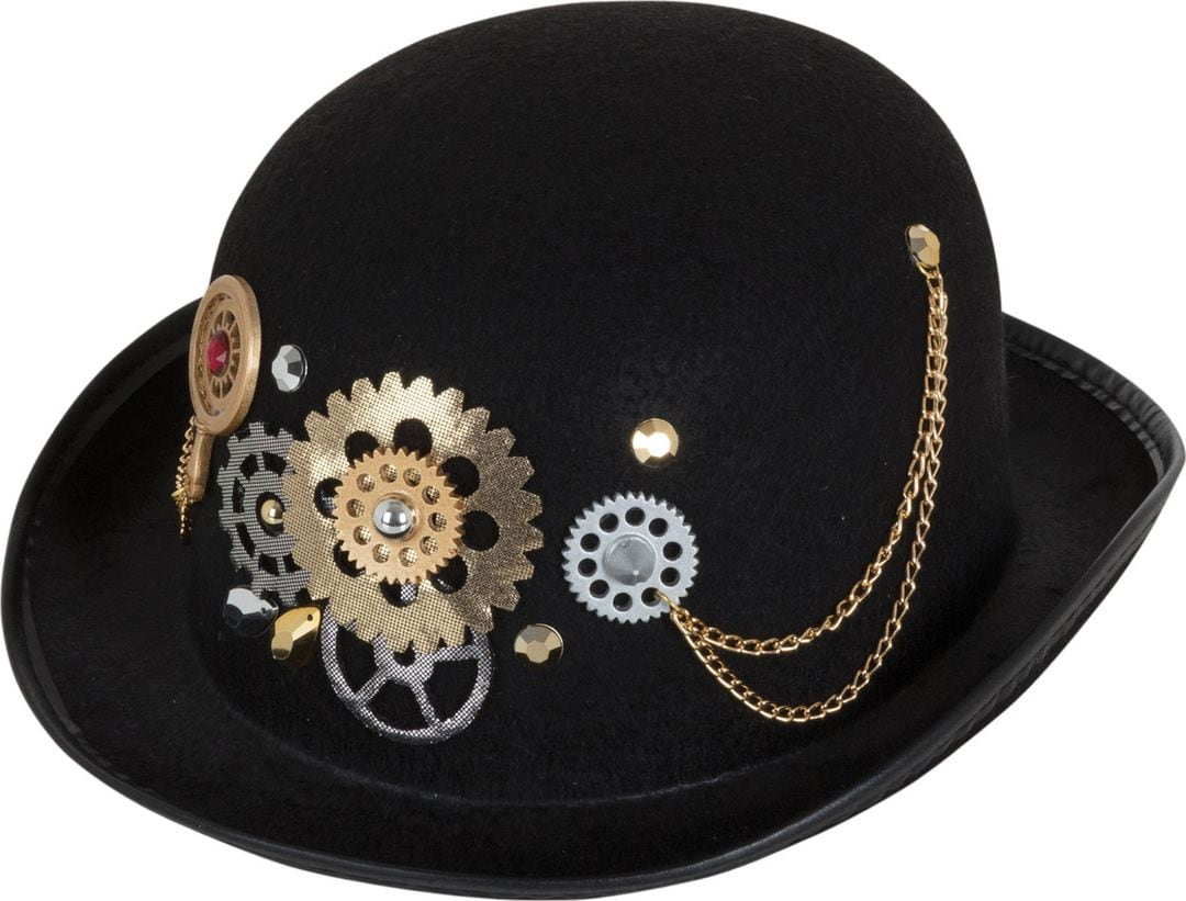 Steampunk bolhoed