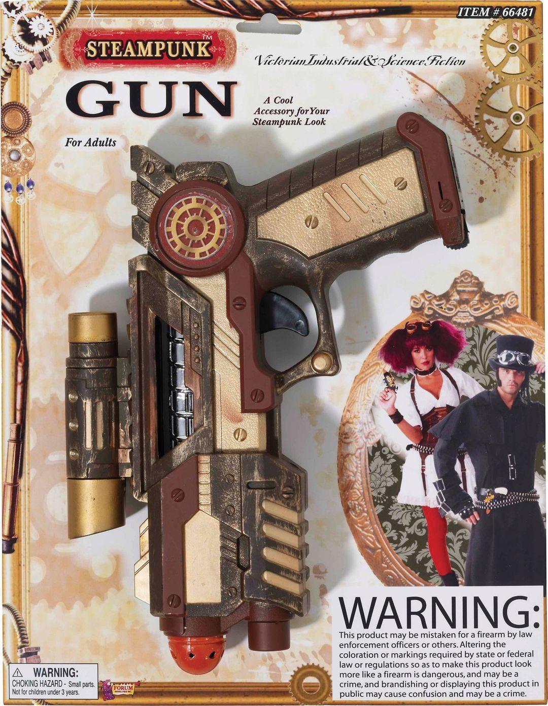 Steampunk handgeweer