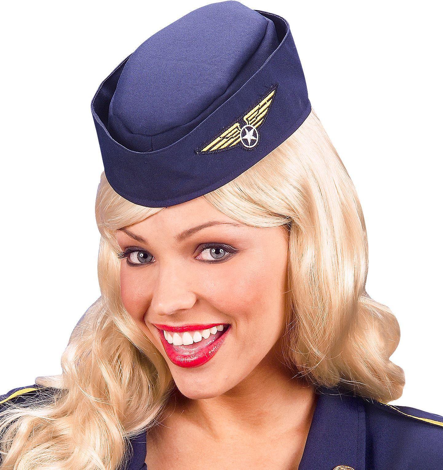Stewardess muts