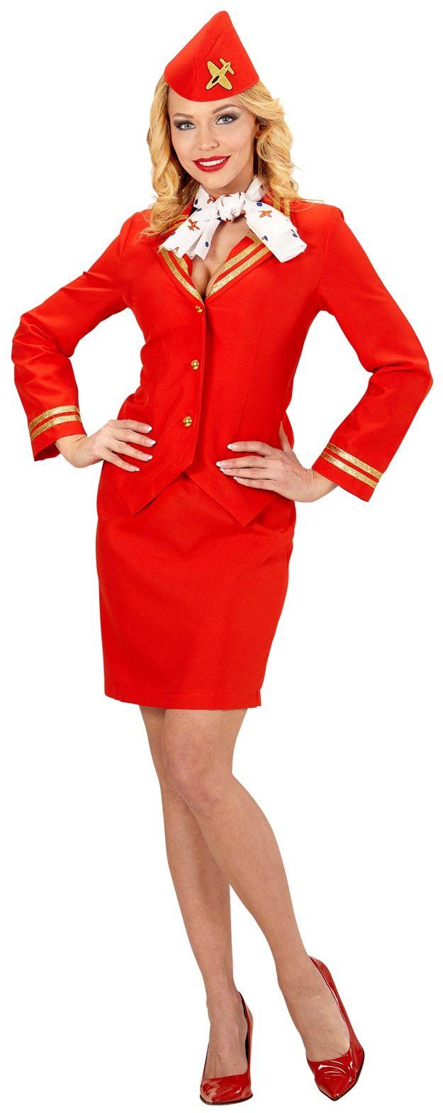 Stewardess pak