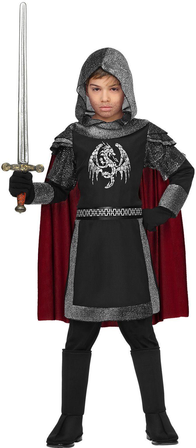 Stoer ridder kostuum jongens