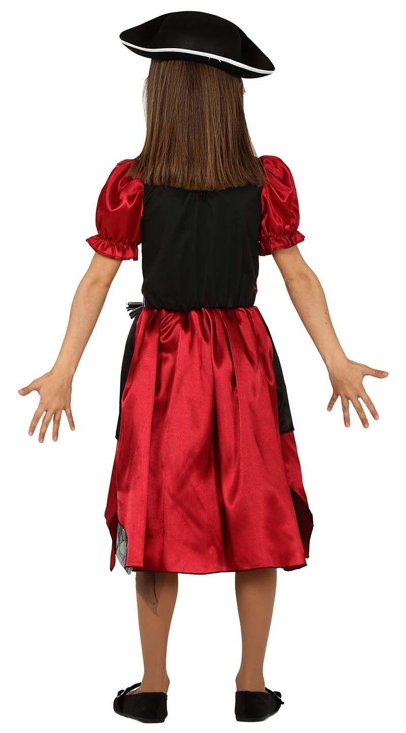 Stoere piraten jurk meisjes