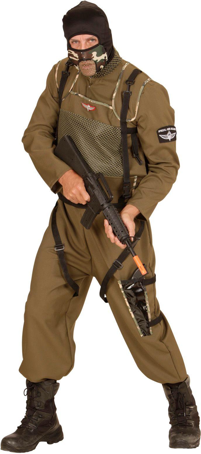 Stoere Special Forces kostuum