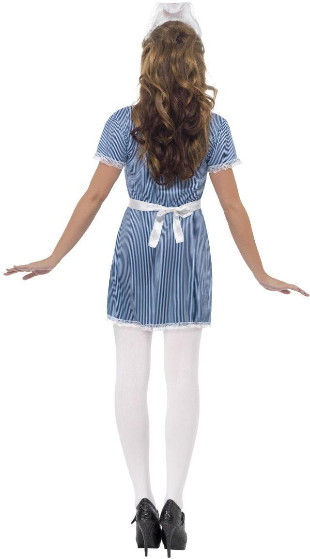 Stoute verpleegsterpakje