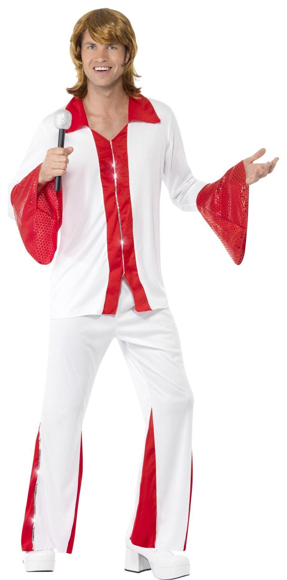 Super Trooper mannen kostuum