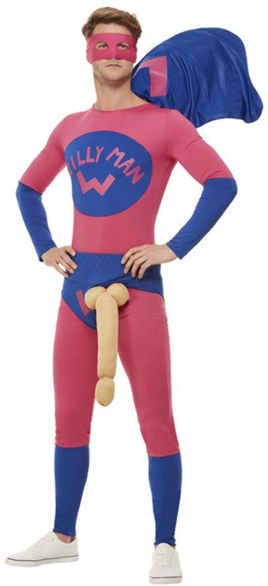 Superheld piemelpak