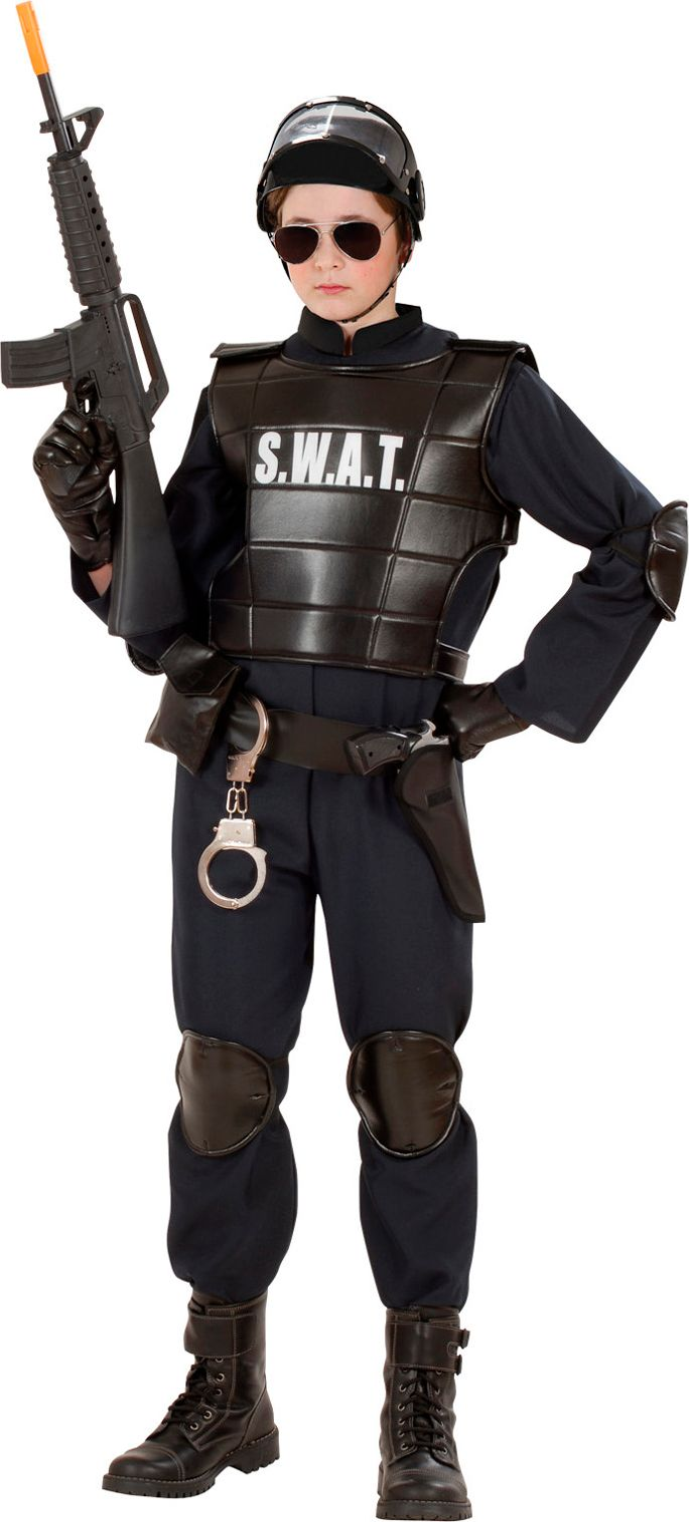 S.W.A.T. officier kostuum