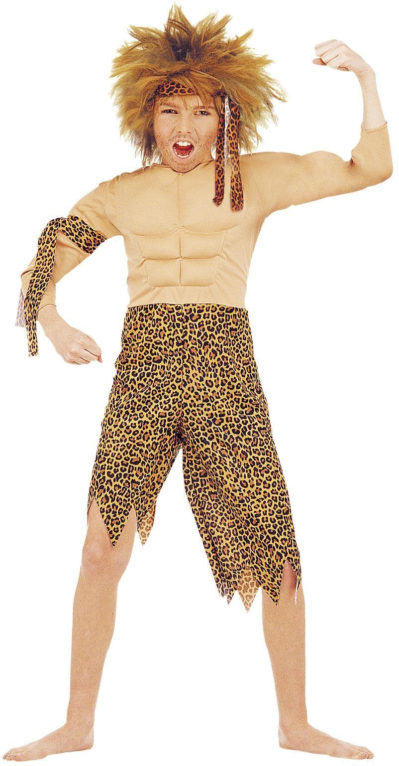 Tarzan jongen van de jungle kostuum