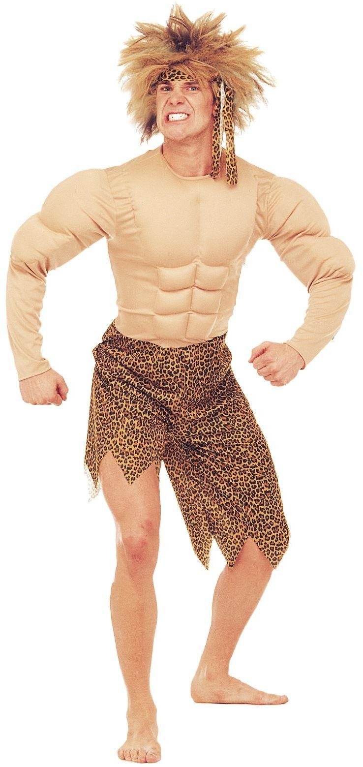 Tarzan koning van de jungle kostuum