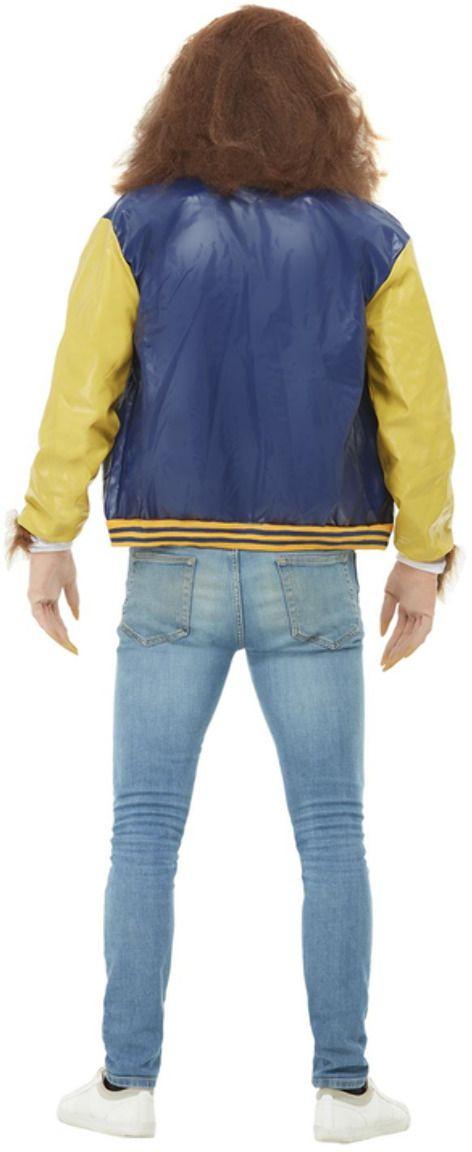 Teen Wolf blauw kostuum