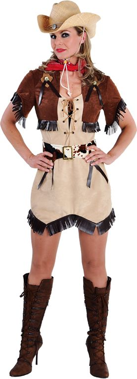 Texas Cowgirl outfit vrouwen