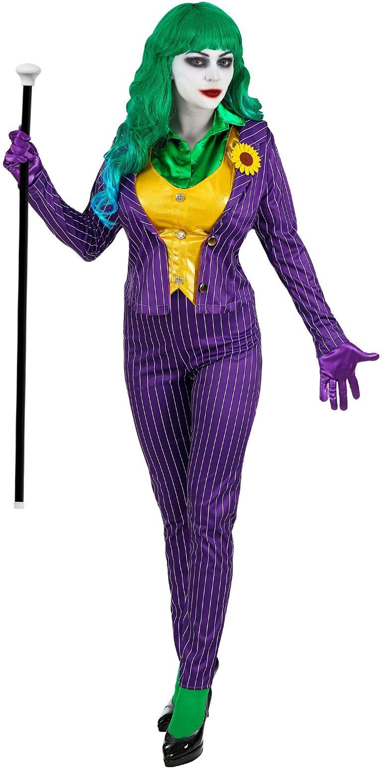 The joker kostuum vrouwen