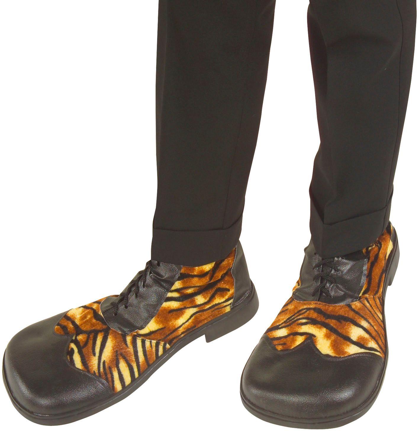 Tijger party schoenen
