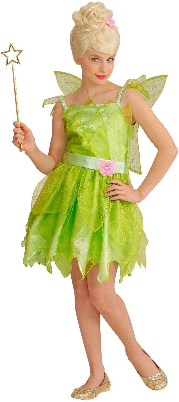 Tinkerbell jurk kind