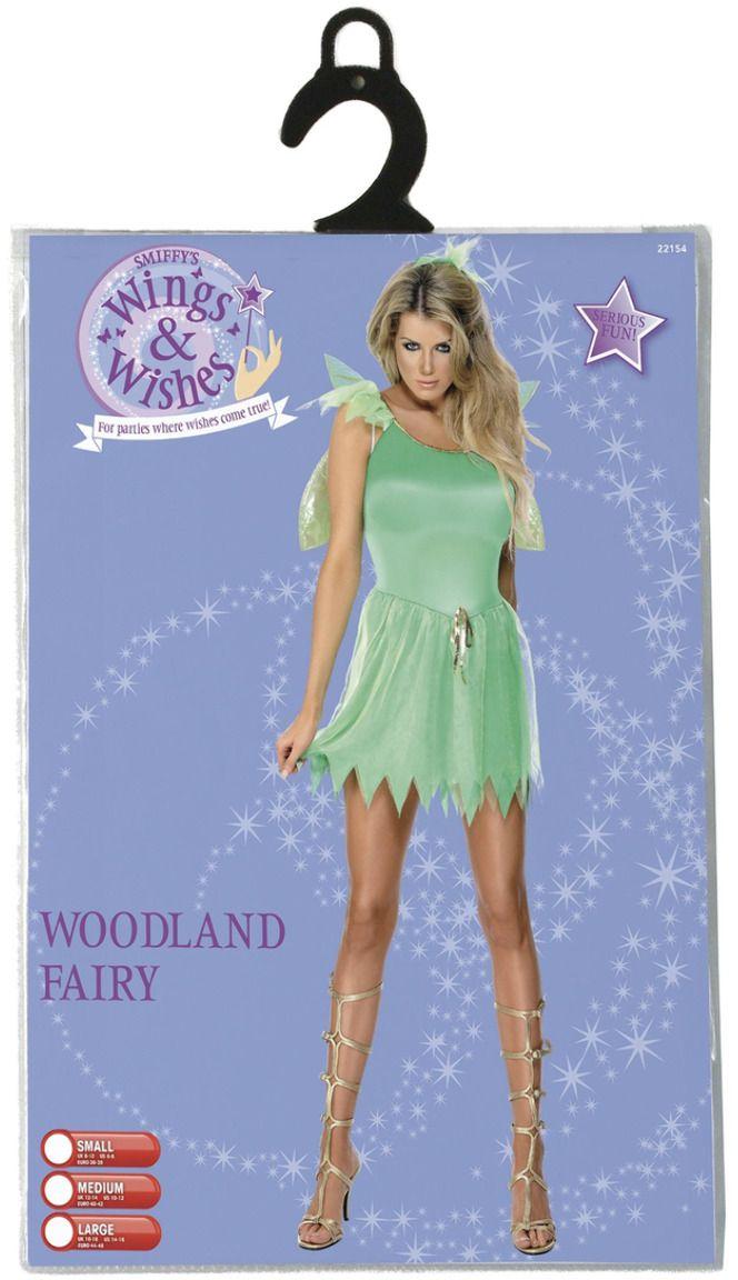 Tinkerbell Peter Pan jurkje