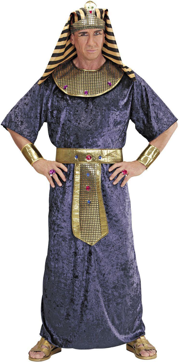 Toet-Anch-Amon fluweel kostuum