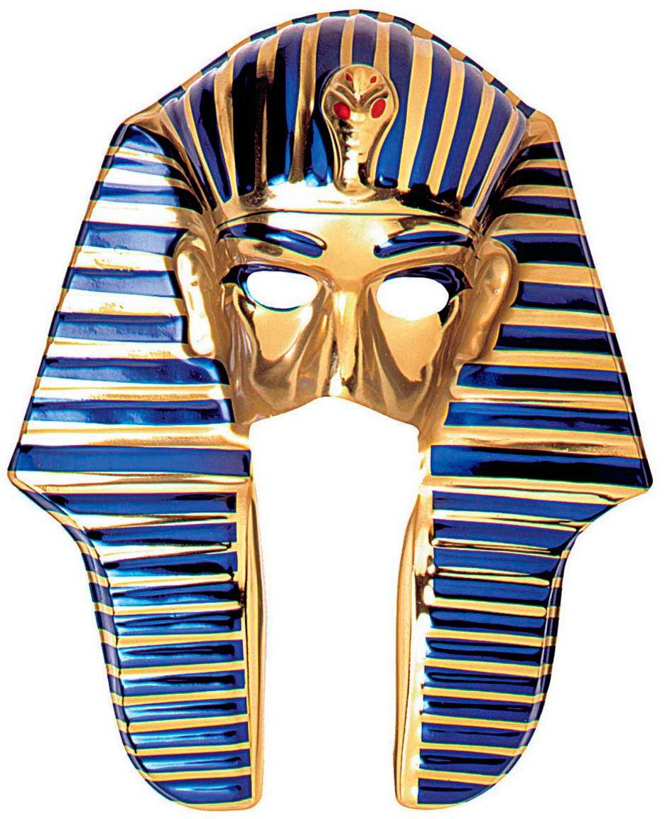 Toetanchamon masker