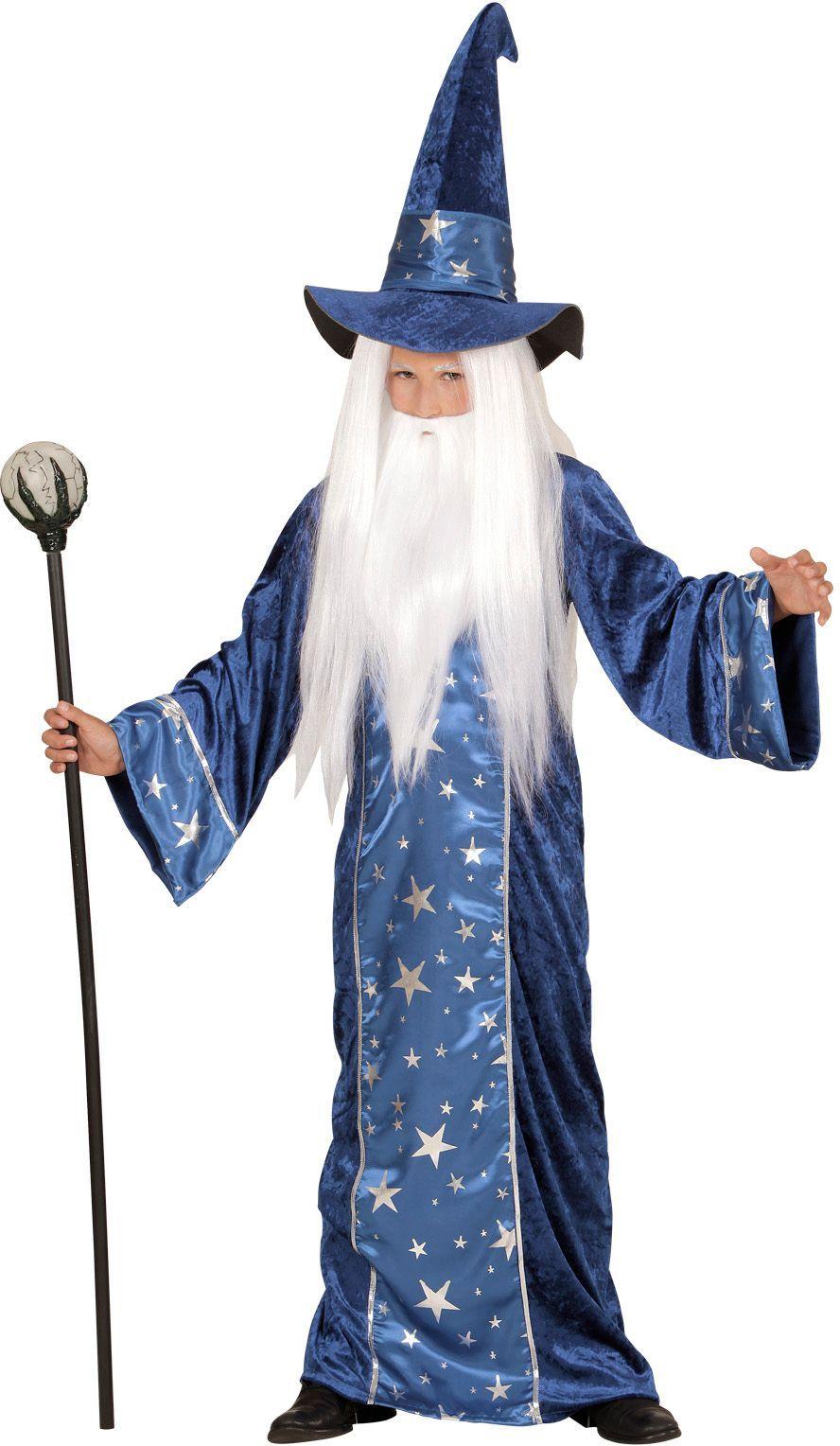 Tovenaar kostuum kind