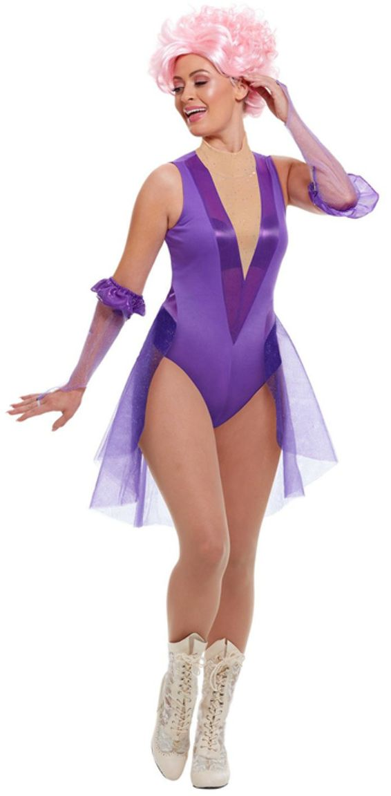 Trapeze artiest dames kostuum