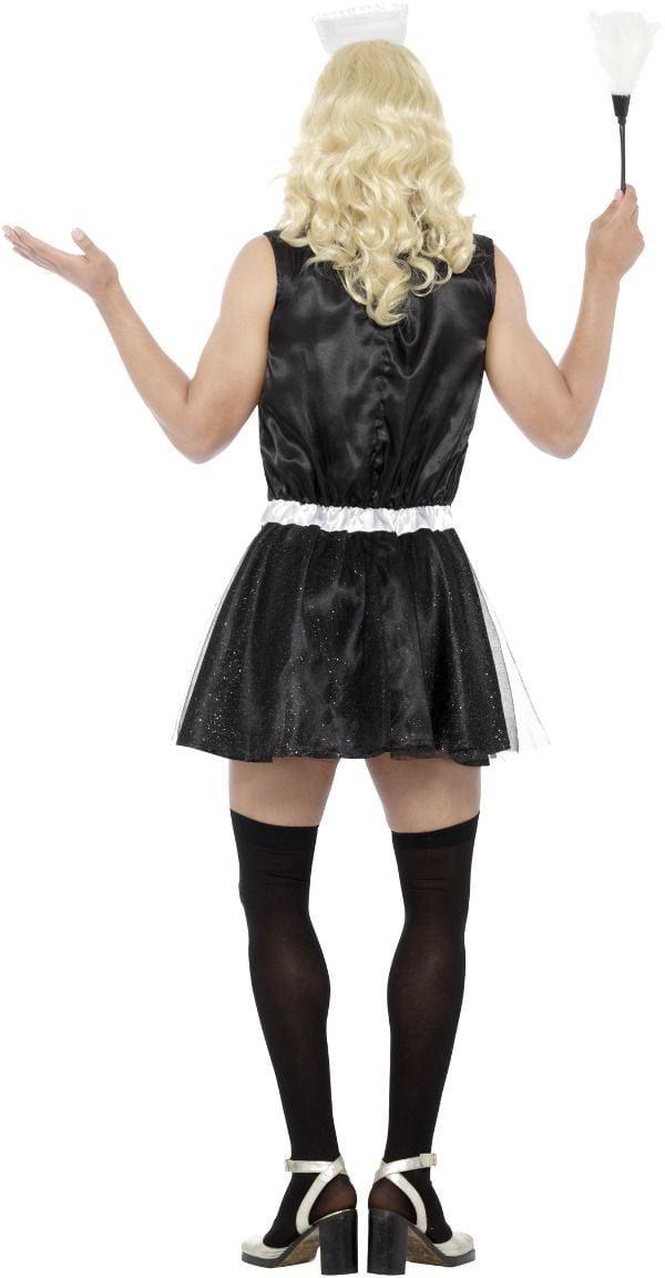 Travestieten dienstmeisje heren kostuum