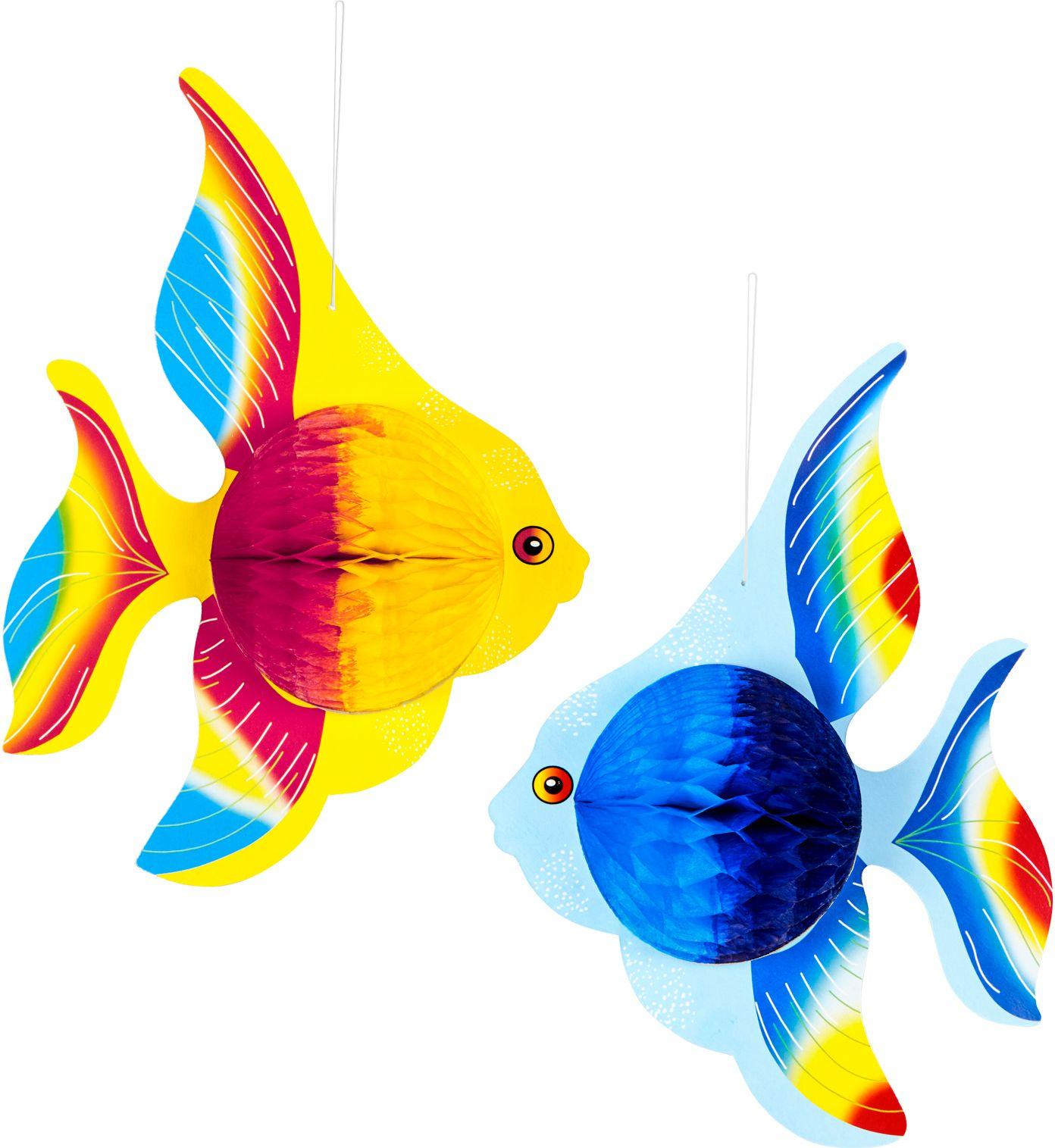 Tropische vis honingraten