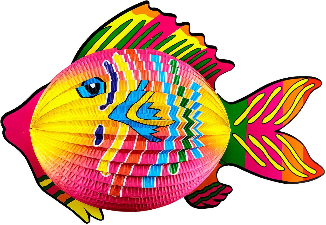 Tropische vis lampion