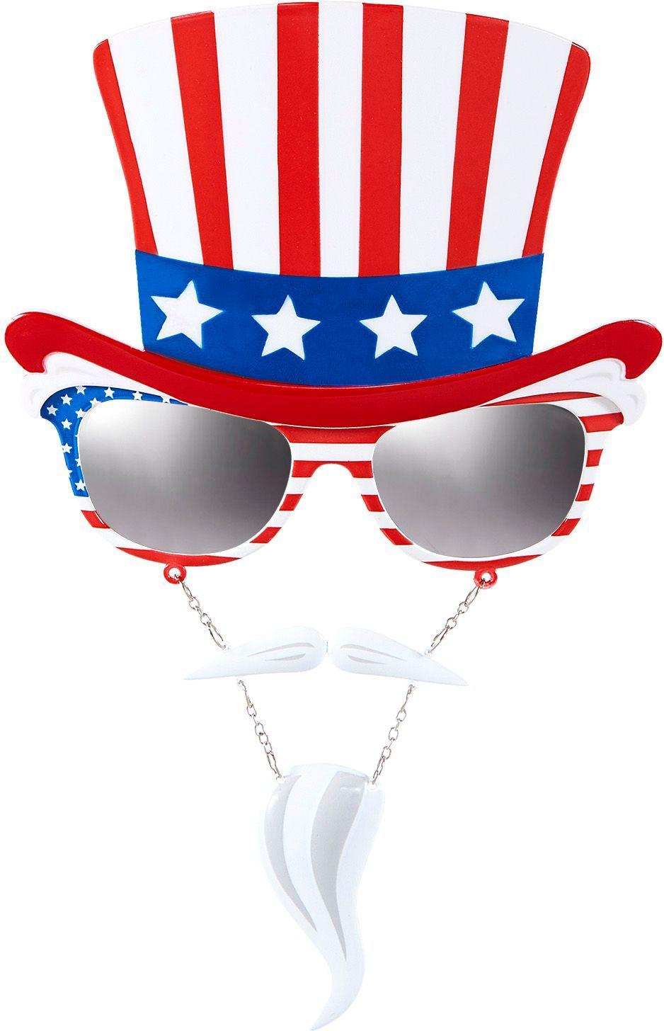 Uncle Sam bril