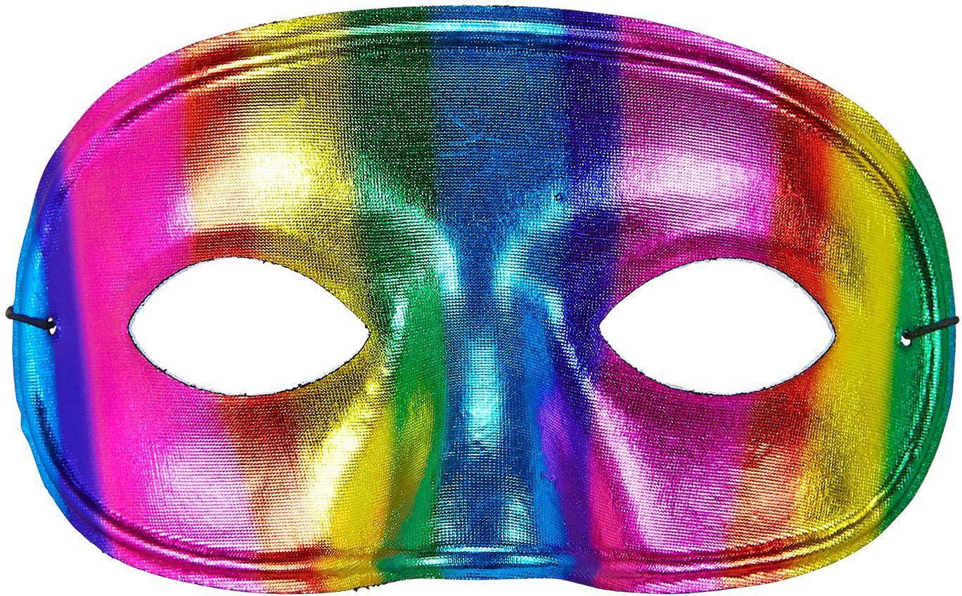 Uniseks Gay Pride oogmasker